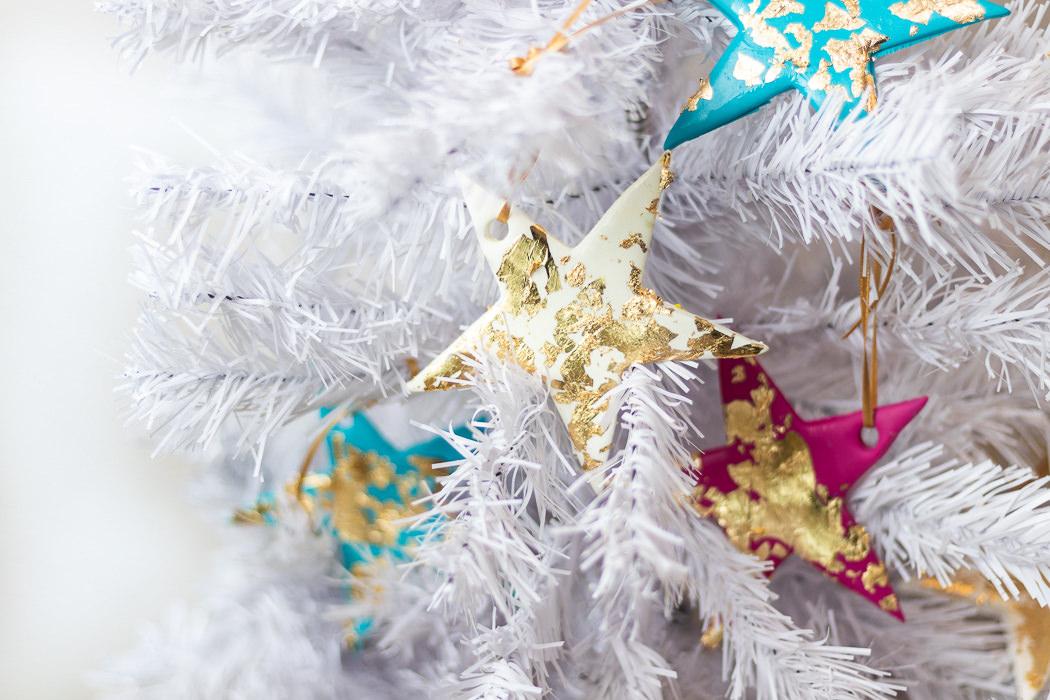 Weihnachtsbaumanhänger selber machen