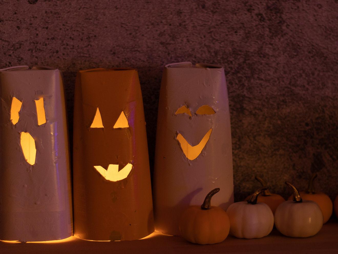 Halloween Deko DIY