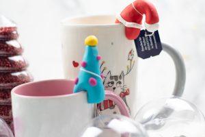 Teebeutelhalter aus Fimo selber machen - Mein Zauberplatz