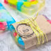 DIY: Konfetti Seife selber machen